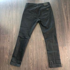 """Nudie Jeans Lean Dean """"Dry Cold Black"""""""